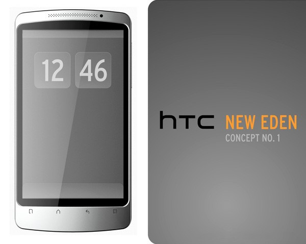 HTC New Eden