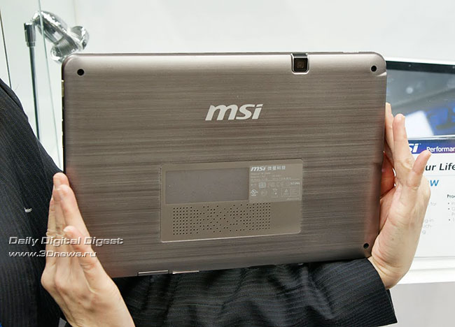 Планшет MSI WindPad 110W