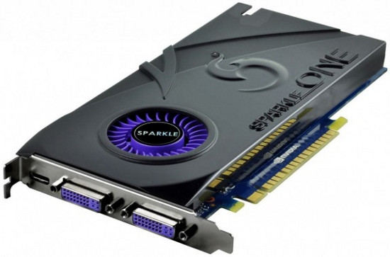 SPARKLE ONE GeForce GTS 450