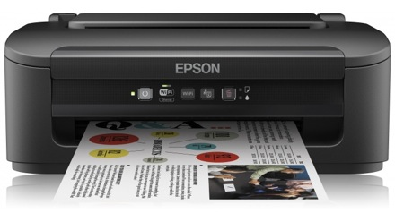 ������� Epson WorkForce WF-2010W: �������������� � ����
