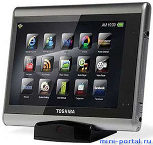 Планшет Toshiba JournE Touch