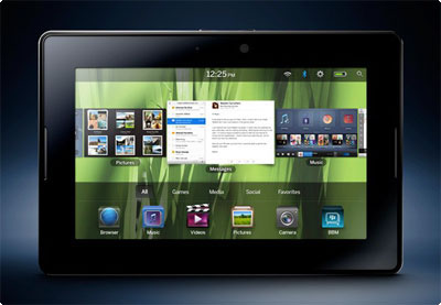 цена BlackBerry Playbook