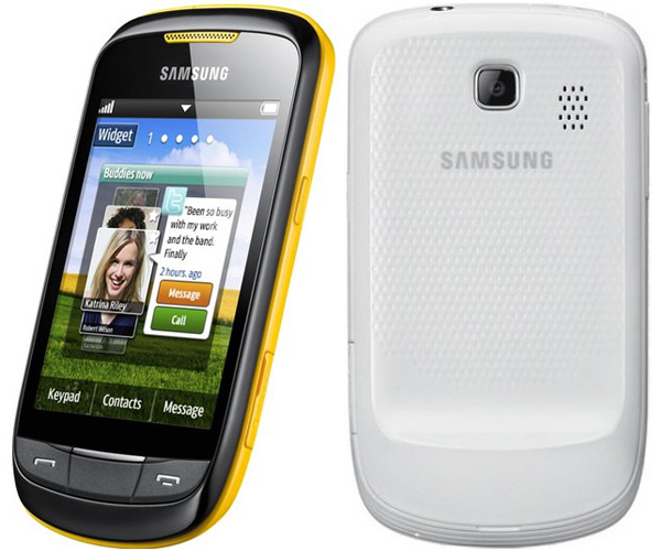 Samsung GT-S3850 Corby 2
