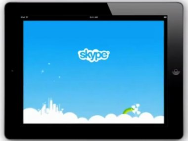 Skype для Apple iPad - уже можно!