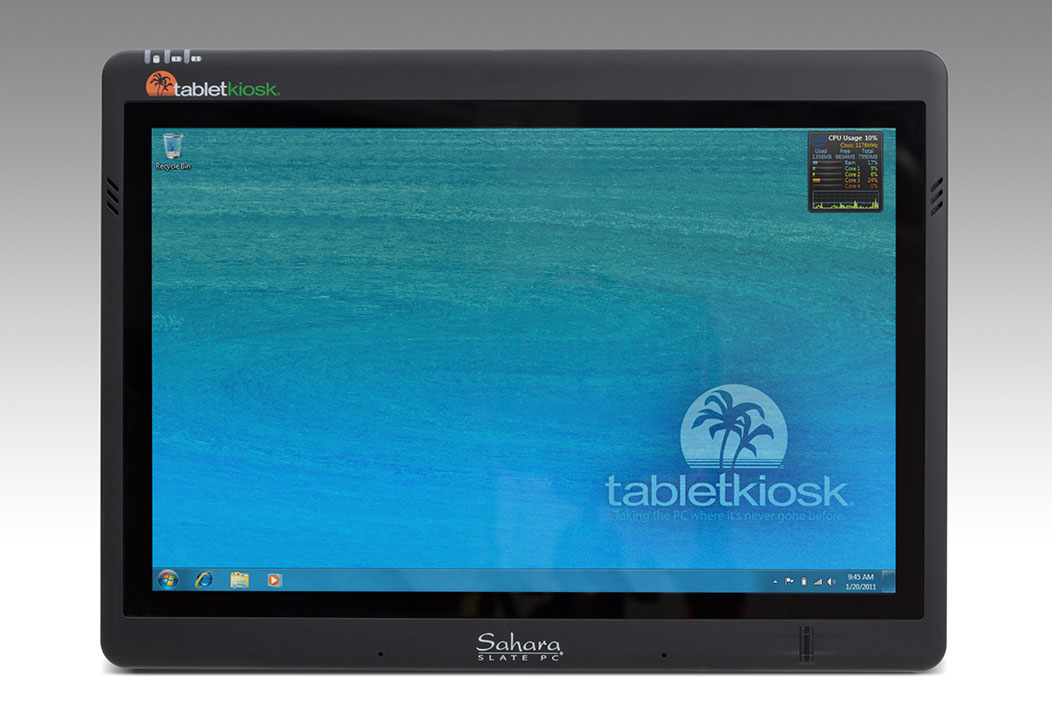Sahara Slate PC i500 � ����� ������ ������� �� Windows 7